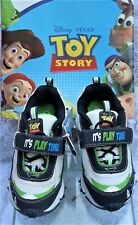 DISNEY/PIXAR TOY STORY  BOY'S  TENNIS SHOES  TOODLER SIZE  10  NEW WITH BOX