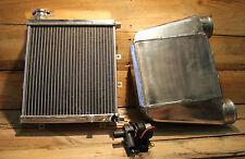 Premium Aluminium Water to Air Intercooler Kit Drag 2 Series