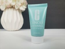 Brand New~ Clinique Acne Solutions Cleansing Gel ~ 30ml - Travel Friendly Size