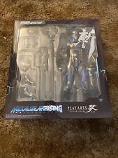 Play Arts Kai Metal Gear Rising Revengeance RAIDEN Figure Complete Square Enix