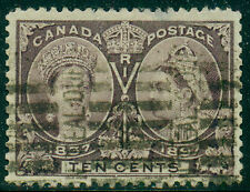 CANADA SCOTT # 57, USED, VERY FINE, GREAT PRICE!