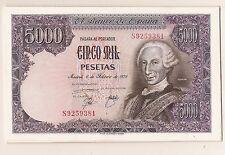 5000 PESETAS 1976
