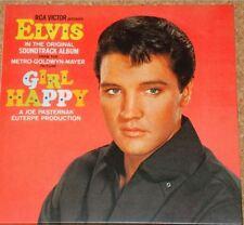 *NEW* CD Soundtrack - Elvis Presley - Girl Happy (Mini LP Style Card Case)