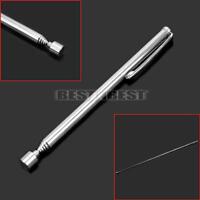 "Portable Telescopic Magnetic Pick Up Rod Stick Hand Tools 19"" Extending 5LB"