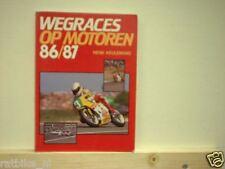 831 WEGRACE OP MOTOREN 1986-87,ROADRACE,DERBI, KRAUSER