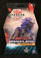 Bakugan Battle Planet - Battle Brawlers Booster Pack - 10 Cards - Hydorous
