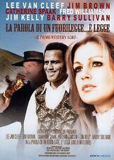 La Parola Di Un Fuorilegge... E' Legge (1975) DVD
