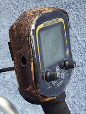 TEKNETICS G2/OMEGA 8000 /FISHER GOLDBUG BOX COVER -AUTUMN CAMO -METAL DETECTOR
