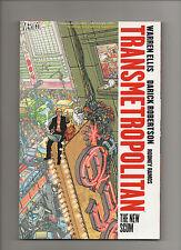 Transmetropolitan: The New Scum - Vol 4 TPB - (Grade 9.2) 2009