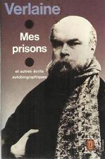 VERLAINE MES PRISONS