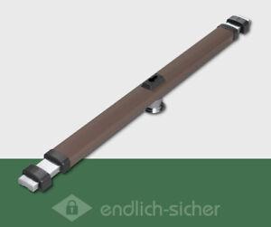 ABUS PR2700 | Panzerriegel | braun | ohne Zylinder