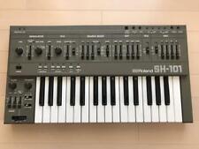 Roland SH-101 SH101 Analog Synthesizer Tastatur Getestet Klassischer Gebraucht