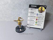 Starshine - 041b Marvel Avengers Infinity HeroClix Miniature Prime
