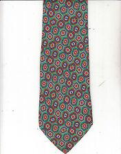 Fendi-[New $350]-Authentic-100% Silk Tie -Made In Italy-Fe11- Men's Tie