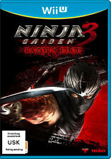 Nintendo Wii U WiiU Spiel ***** Ninja Gaiden 3 ***********************NEU*NEW*18