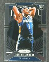 *INVEST* Zion Williamson 2019-20 Panini Prizm #248 Rookie Card RC PSA Mint Base