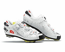 SIDI MTB Dragon 4 Carbon Cycling Shoes Size EUR 43,5 (US 9,5)