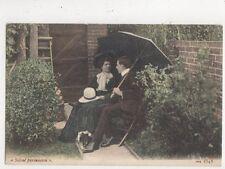 Silent Persuasion [JWS 2545] Vintage Postcard 810a