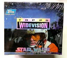 Star Wars Topps A New Hope Widevision Trading Card Box 1994 New FS