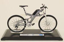 Bmw Q6 Q 6 S XTR Gris Échelle 1/10 Welly Fahrradmodell Vélo Modèle