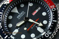 Seiko SKX009J1 *Made in Japan* Diver's 200M Automatic SKX009J -Pepsi Bezel-