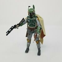 "Hasbro Star Wars The Black Series Orange Line Boba Fett 6"" Figure Complete 2013"