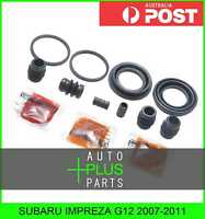 Fits SUBARU IMPREZA G12 2007-2011 Brake Caliper Cylinder Piston Seal Repair Kit
