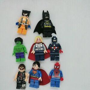 Marvel Avengers Superhero Custom Lego set thor ragnarok set Endgame super hero