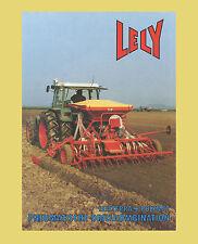 LELY  Lelyterra und Polymat Drillkombination Original