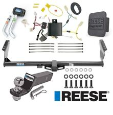 "Reese Trailer Tow Hitch For 11-14 Toyota Sienna 15-20 SE Wiring 2"" Ball & Lock"