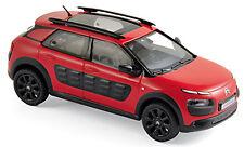 Citroën C4 CACTUS 2014 Rojo Aden RED 1:43 Norev