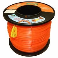 2.4mm Square Profile 2 Kg, 340 Metres Strimmer Brushcutter Cord Line