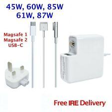 29W, 45W, 60W, 85W, 61W, 87W AC Adapter Mag Safe Power Charger Macbook Pro / Air