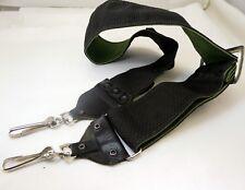 """5cm 2"""" Wide Camera Neck Shoulder Strap vintage - Black"""