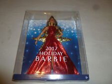 New Holiday Barbie Collector Edition 2017 Doll Mattel Teresa Latina Christmas