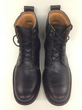 "Timberland Earthkeepers Men 6"" Zip Black Boots Size 7.5 used"