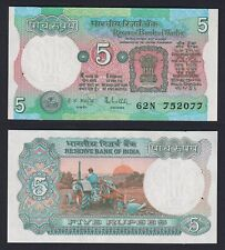 New listing India 5 Rupees 1975 Fds / Unc C-08