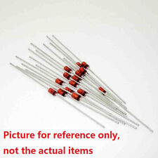 50Pcs 1N4738 1N4738A IN4738 DO-41 DIP ZENER DIODE 1W 8.2V Diode