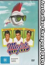 Major League DVD NEW,  FREE POSTAGE WITHIN AUSTRALIA REGION ALL