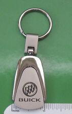 BUICK  with logo  keychain , key chain  - teardrop ORIGINAL BOX