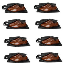 [8-pack] Portable Folding Shoes Bags Travel Shoe Bag for Boots / Shoes / Sandals