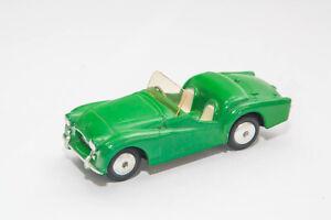 Corgi Toys Triumph TR2  No Dinky No Spot On No Norev No Tekno No Marklin