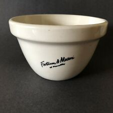 More details for 1920's fortnum and mason pudding bowl - 2 lb bowl