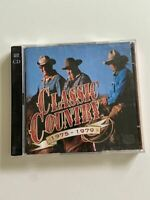 CD - CLASSIC COUNTRY 1975-1979