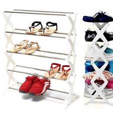 Shoe Rack Shoe Organizer Shoe Shelf Foot Wear Stand Branded 5 Tier Shoe Rack