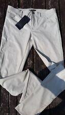 PINKO Eco Leather Ladies Trousers Pants Involtini Pantalone Italy 42 UK 28 B5221