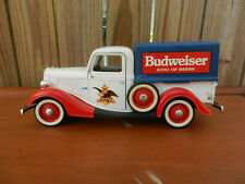"Hard-to-find, 1936 FORD ""BUDWEISER"" DELIVERY PICK UP - SOLIDO PRESTIGE SERIES"