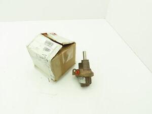 """Oberdorfer N1000-15 Bronze Gear Pump 2 GPM 150 PSI 1/4"""" NPT"""