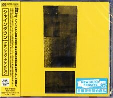 SHINEDOWN-ATTENTION ATTENTION-JAPAN CD F45