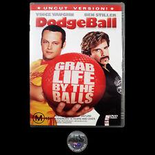 Dodgeball (DVD) R4 - Ben Stiller - Christine Taylor - Vince Vaughn - COMEDY